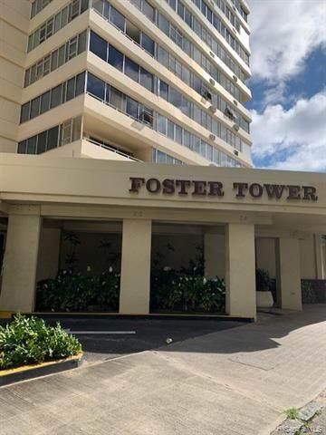 2500 Kalakaua Avenue 201/206, Honolulu, HI 96815 (MLS #202101282) :: Island Life Homes