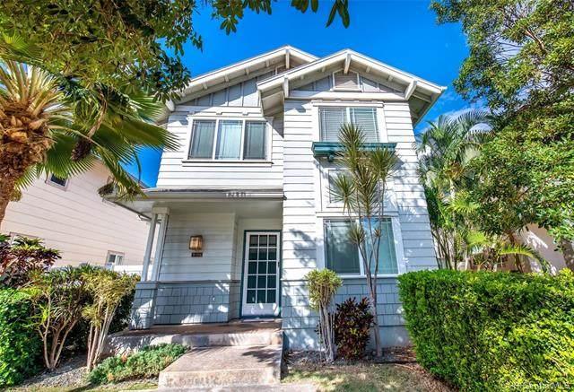 91-1116 Kaileolea Drive, Ewa Beach, HI 96706 (MLS #202101320) :: LUVA Real Estate