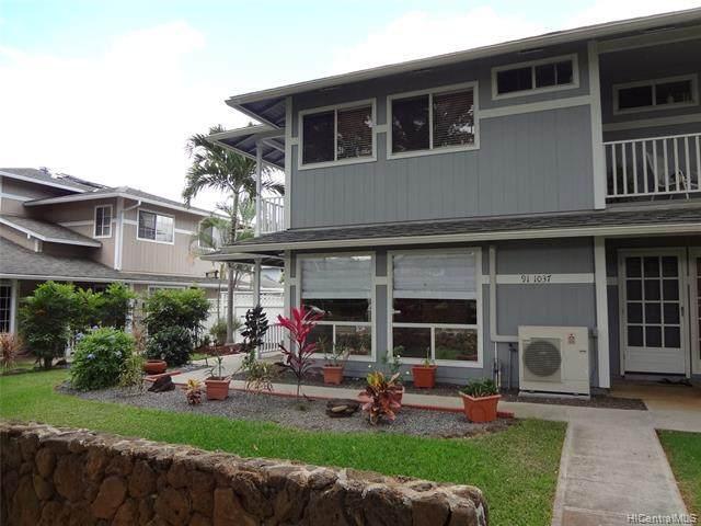 91-1037 Aawa Drive, Ewa Beach, HI 96706 (MLS #202101321) :: Barnes Hawaii