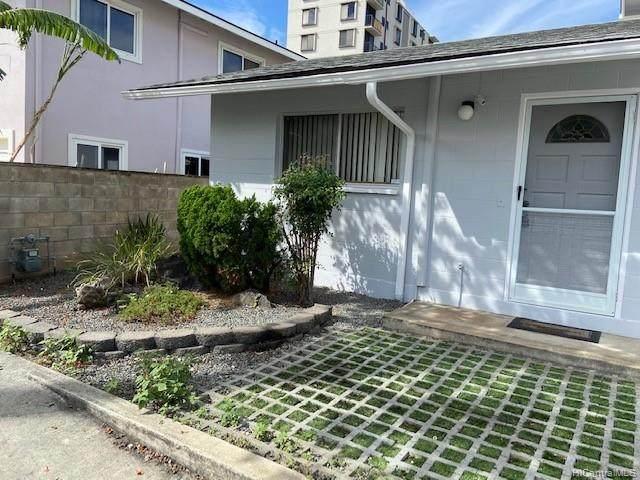 916 Cedar Street, Honolulu, HI 96814 (MLS #202101323) :: Barnes Hawaii