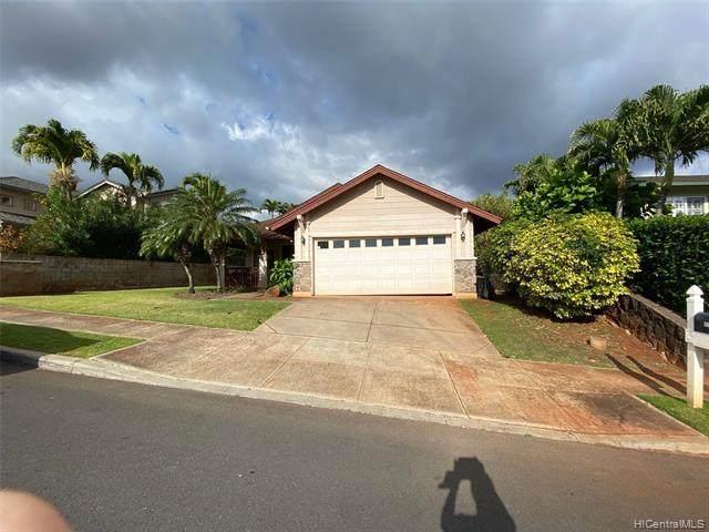92-133 Hihialou Place, Kapolei, HI 96707 (MLS #202101347) :: Keller Williams Honolulu