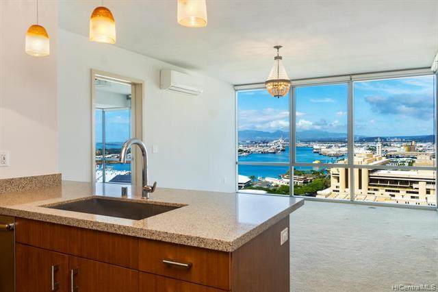 555 South Street #2206, Honolulu, HI 96813 (MLS #202101368) :: Island Life Homes