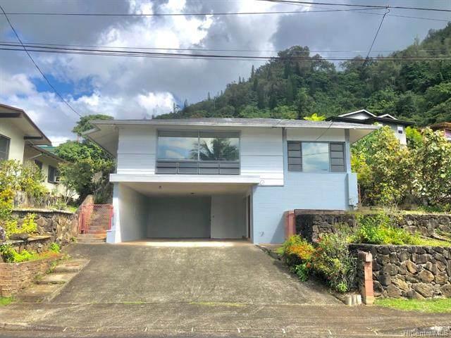 435 Haweo Place, Honolulu, HI 96813 (MLS #202101383) :: LUVA Real Estate