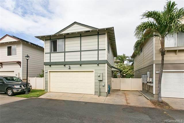 91-1904 Luahoana Street #93, Ewa Beach, HI 96706 (MLS #202101395) :: Barnes Hawaii