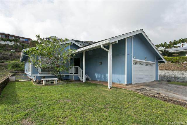 7408 Ainanani Place, Honolulu, HI 96825 (MLS #202101397) :: Barnes Hawaii