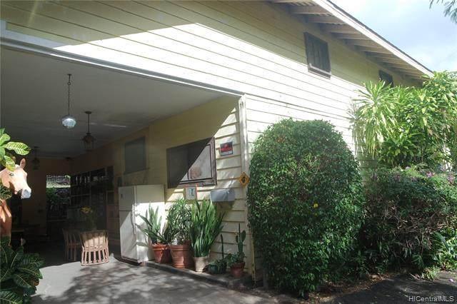 1066D Green Street D, Honolulu, HI 96822 (MLS #202101412) :: Barnes Hawaii