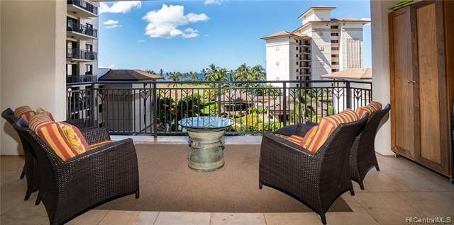 92-104 Waialii Place O-504, Kapolei, HI 96707 (MLS #202101415) :: Barnes Hawaii