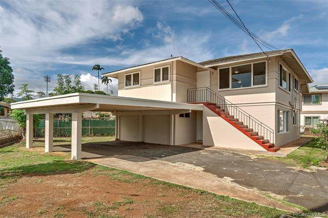 94-356 Ii Place, Waipahu, HI 96797 (MLS #202101424) :: Keller Williams Honolulu