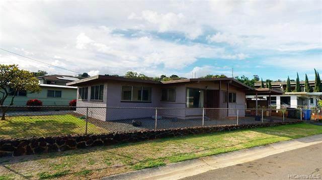 94-593 Pilimai Street, Waipahu, HI 96797 (MLS #202101433) :: Team Lally