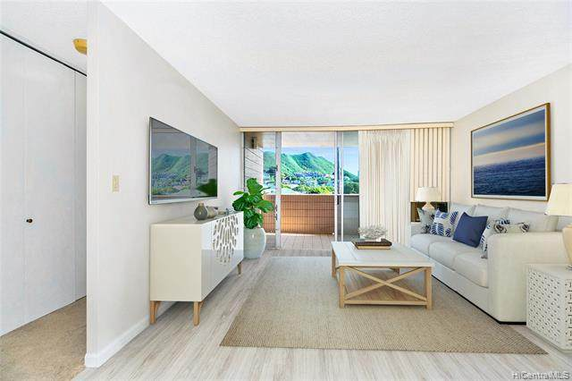 1634 Nuuanu Avenue #306, Honolulu, HI 96817 (MLS #202101434) :: Island Life Homes