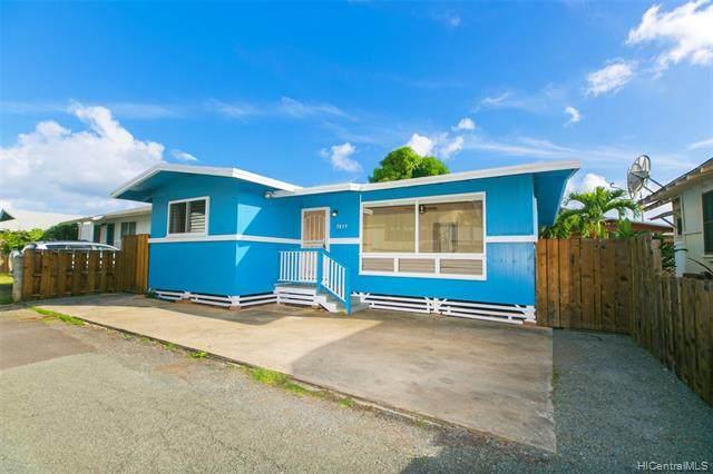 3039 Kaina Street, Honolulu, HI 96815 (MLS #202101437) :: Barnes Hawaii