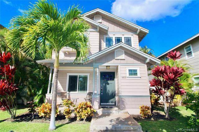 91-1056 Kai Kukuma Street, Ewa Beach, HI 96706 (MLS #202101453) :: Keller Williams Honolulu