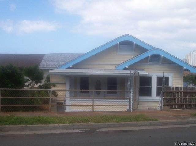 3461 Alohea Avenue, Honolulu, HI 96816 (MLS #202101467) :: Corcoran Pacific Properties