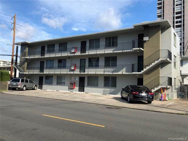 2106 Fern Street, Honolulu, HI 96826 (MLS #202101482) :: Team Lally