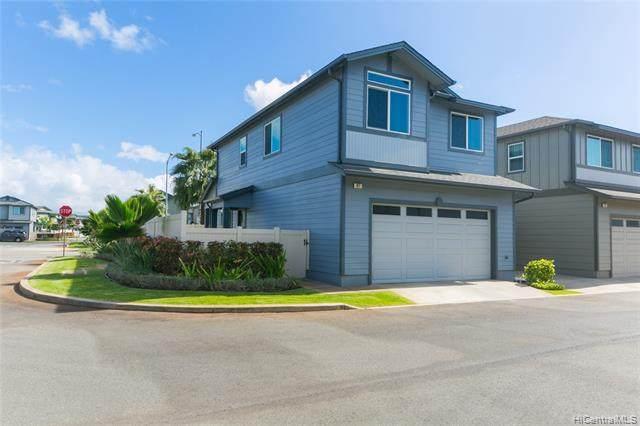 91-1159 Kamakana Street #617, Ewa Beach, HI 96706 (MLS #202101488) :: Barnes Hawaii