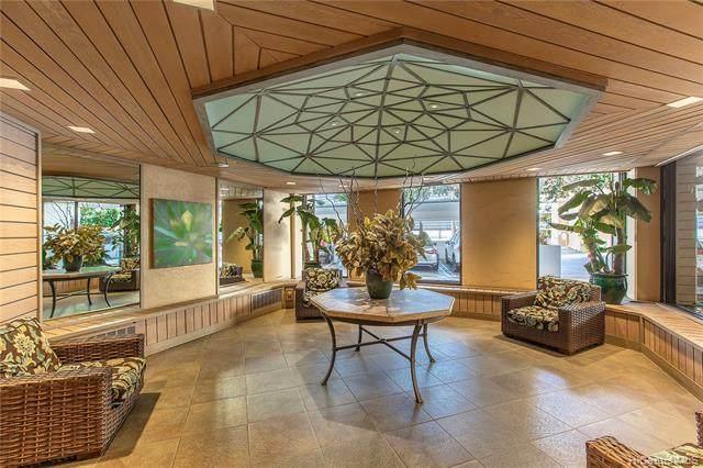 1415 Victoria Street #304, Honolulu, HI 96822 (MLS #202101515) :: Barnes Hawaii
