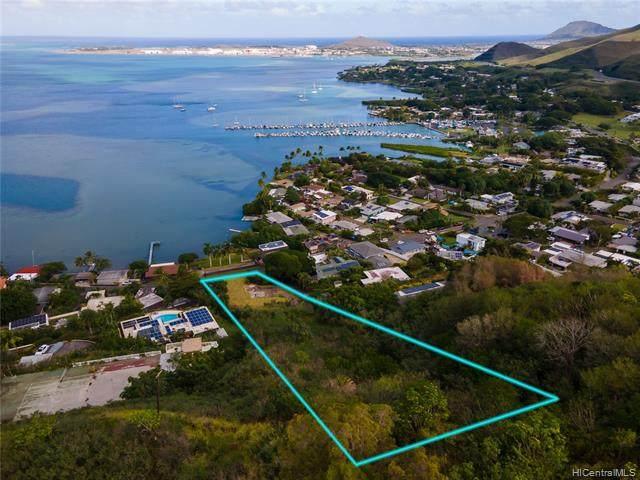 44-596 Kaneohe Bay Drive, Kaneohe, HI 96744 (MLS #202101517) :: Compass