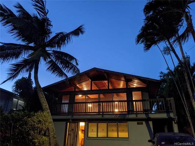 2152 Apio Lane, Honolulu, HI 96817 (MLS #202101524) :: LUVA Real Estate