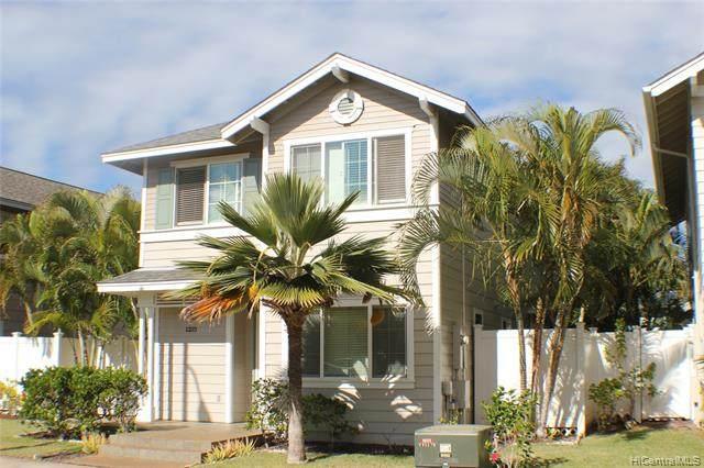 91-1136 Kai Kukuma Street, Ewa Beach, HI 96706 (MLS #202101528) :: LUVA Real Estate