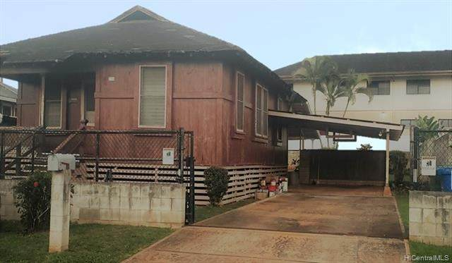 136 Makani Avenue, Wahiawa, HI 96786 (MLS #202101542) :: Barnes Hawaii