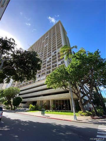 2345 Ala Wai Street #1809, Honolulu, HI 96815 (MLS #202101557) :: Keller Williams Honolulu