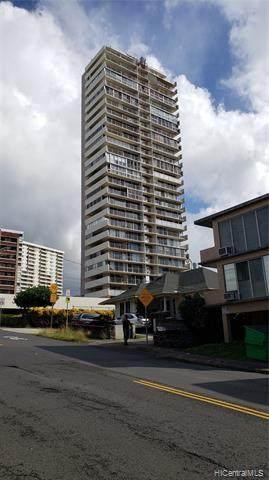 1425 Ward Avenue 1E, Honolulu, HI 96822 (MLS #202101561) :: Team Lally