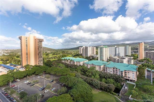 2920 Ala Ilima Street #1602, Honolulu, HI 96818 (MLS #202101562) :: Team Lally