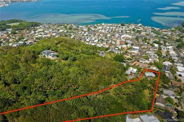44-684 Iris Place, Kaneohe, HI 96744 (MLS #202101563) :: Team Lally