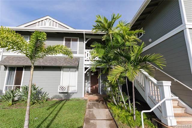 91-1058B Kekuilani Loop #207, Kapolei, HI 96707 (MLS #202101565) :: Keller Williams Honolulu