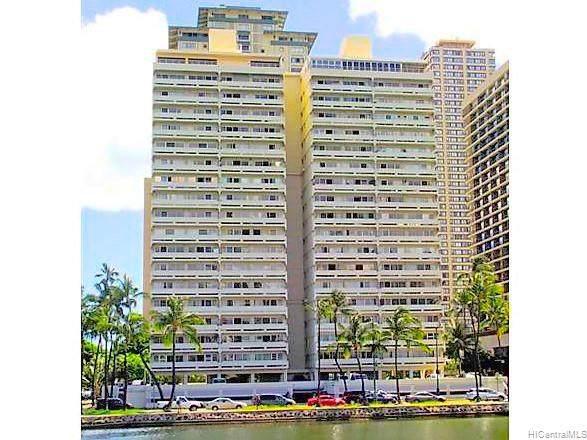 2085 Ala Wai Boulevard B64, Honolulu, HI 96815 (MLS #202101576) :: Team Lally