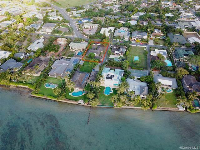 423 Portlock Road, Honolulu, HI 96825 (MLS #202101599) :: Corcoran Pacific Properties
