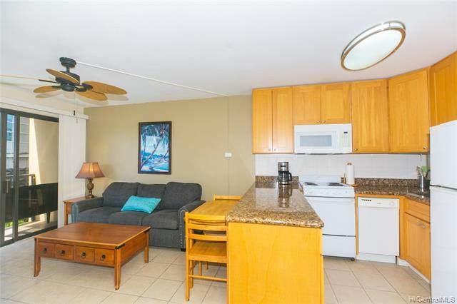 2140 Kuhio Avenue #703, Honolulu, HI 96815 (MLS #202101605) :: Barnes Hawaii