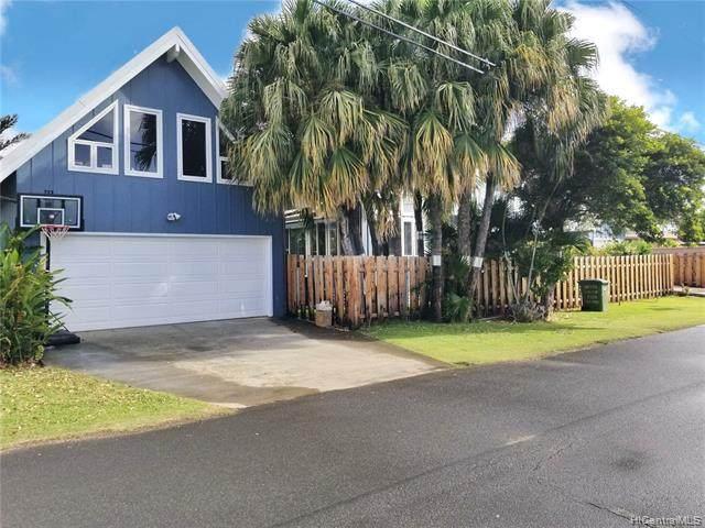285 Paiko Drive, Honolulu, HI 96821 (MLS #202101606) :: Corcoran Pacific Properties