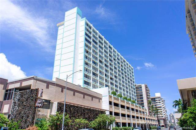 1560 Kanunu Street #1409, Honolulu, HI 96814 (MLS #202101607) :: Keller Williams Honolulu