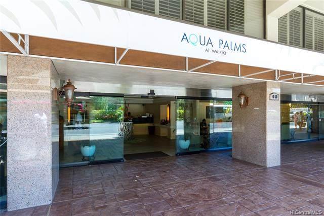 1850 Ala Moana Boulevard #629, Honolulu, HI 96815 (MLS #202101622) :: Barnes Hawaii