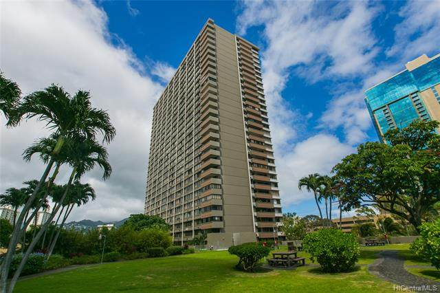 55 S Kukui Street D1213, Honolulu, HI 96813 (MLS #202101627) :: Team Lally