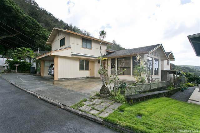 419 Uhini Place, Honolulu, HI 96813 (MLS #202101649) :: LUVA Real Estate