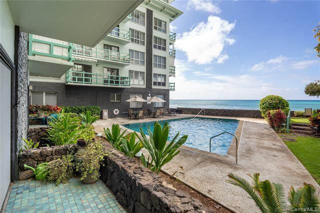 2957 Kalakaua Avenue #112, Honolulu, HI 96815 (MLS #202101674) :: LUVA Real Estate