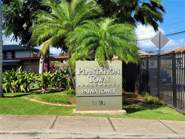 94-302 Paiwa Street #112, Waipahu, HI 96797 (MLS #202101680) :: Keller Williams Honolulu