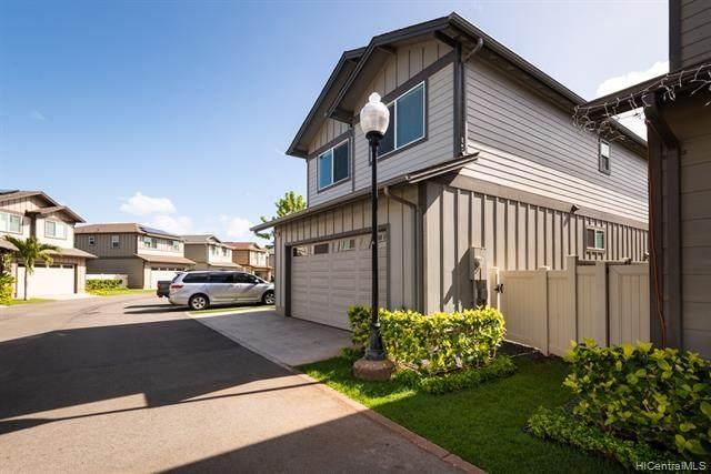 91-1160 Kamakana Street #229, Ewa Beach, HI 96706 (MLS #202101698) :: Team Lally