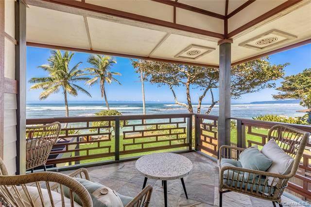 68-541 Crozier Drive, Waialua, HI 96791 (MLS #202101735) :: Corcoran Pacific Properties