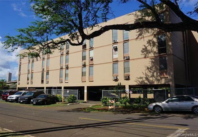 834 Lehua Avenue #301, Pearl City, HI 96782 (MLS #202101772) :: Keller Williams Honolulu