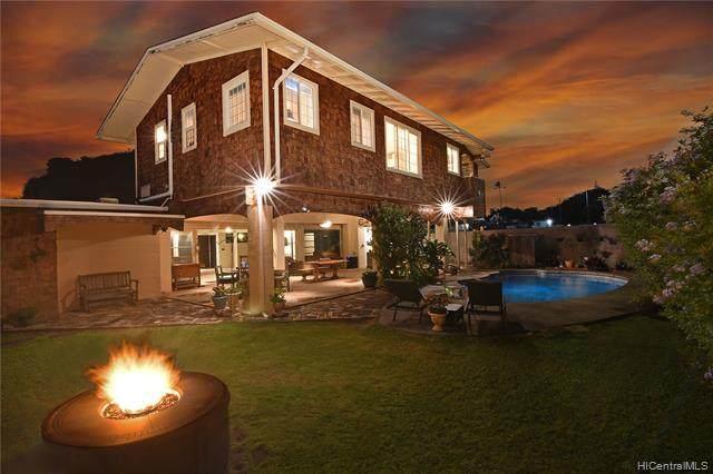 343 Nenue Street, Honolulu, HI 96821 (MLS #202101796) :: Corcoran Pacific Properties