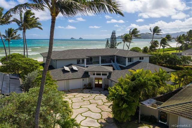 148 Kaimoani Way A, Kailua, HI 96734 (MLS #202101834) :: Corcoran Pacific Properties