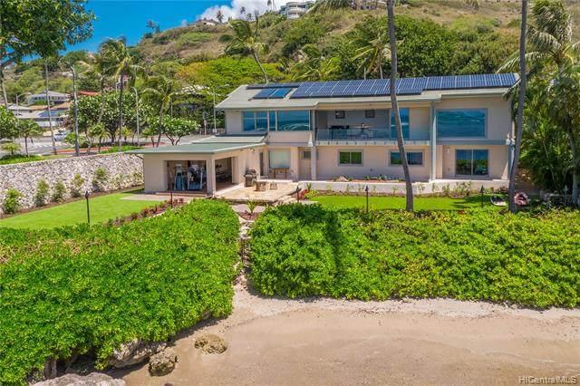 1 Puuikena Drive, Honolulu, HI 96821 (MLS #202101928) :: Island Life Homes