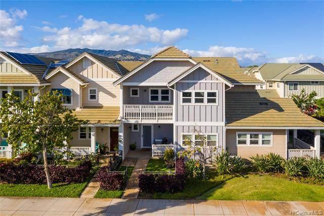 1166 Kukulu Street #702, Kapolei, HI 96707 (MLS #202101932) :: Island Life Homes