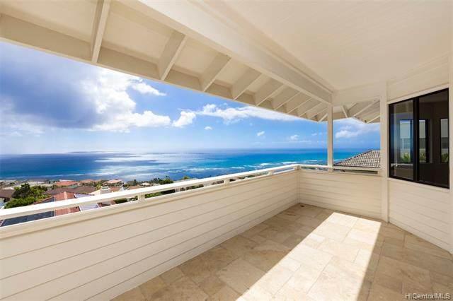 563 Kahiau Loop, Honolulu, HI 96821 (MLS #202101955) :: Corcoran Pacific Properties