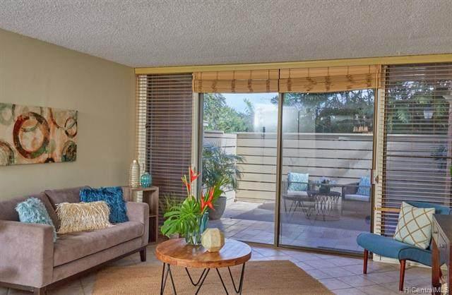 333 Aoloa Street #103, Kailua, HI 96734 (MLS #202101975) :: Keller Williams Honolulu