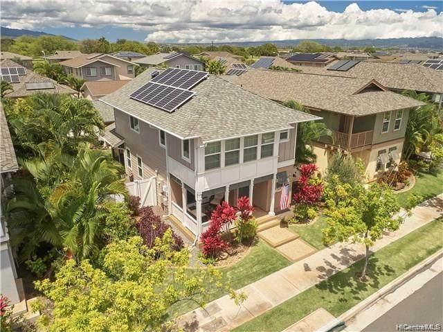 91-1116 Waipuhia Street, Ewa Beach, HI 96706 (MLS #202101983) :: LUVA Real Estate