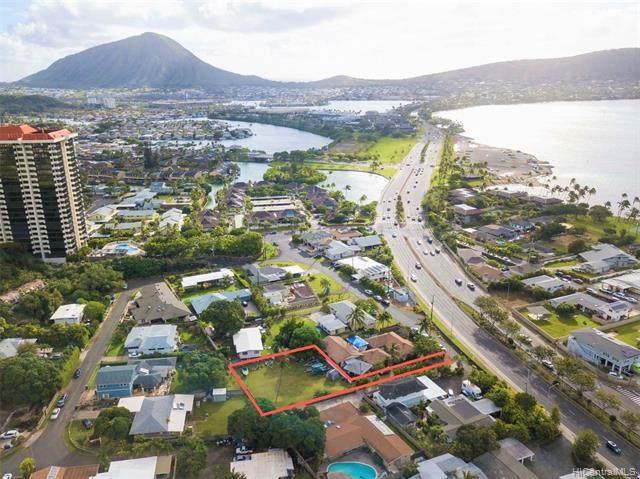 6160 May Way, Honolulu, HI 96821 (MLS #202102028) :: Island Life Homes
